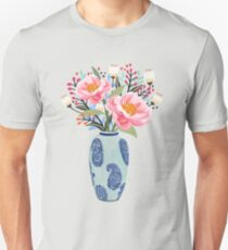 Vase Illustration T-Shirt