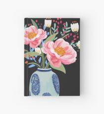 Cuaderno de tapa dura Ilustración de florero