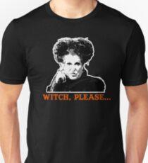 Hocus Pocus Bette Midler: Witch, Please... T-Shirt