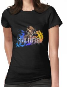 Tidus FFX Womens Fitted T-Shirt