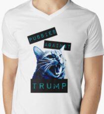 Pussies Against Trump Impact T-Shirt