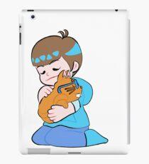 Karamatsu Hug iPad Case/Skin