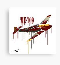 ME-109 Canvas Print