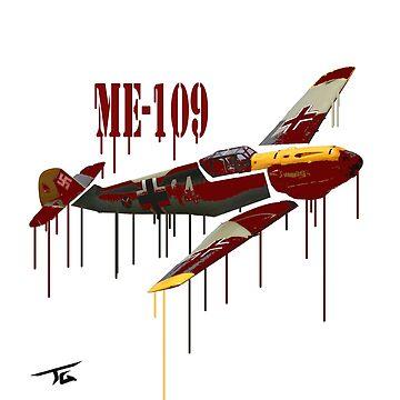 ME-109 by Skyrimjoe