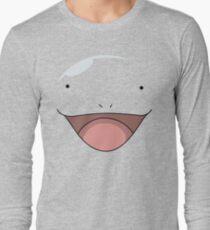 Quagsire Shirt Long Sleeve T-Shirt