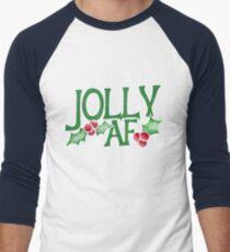 Jolly AF Men's Baseball ¾ T-Shirt