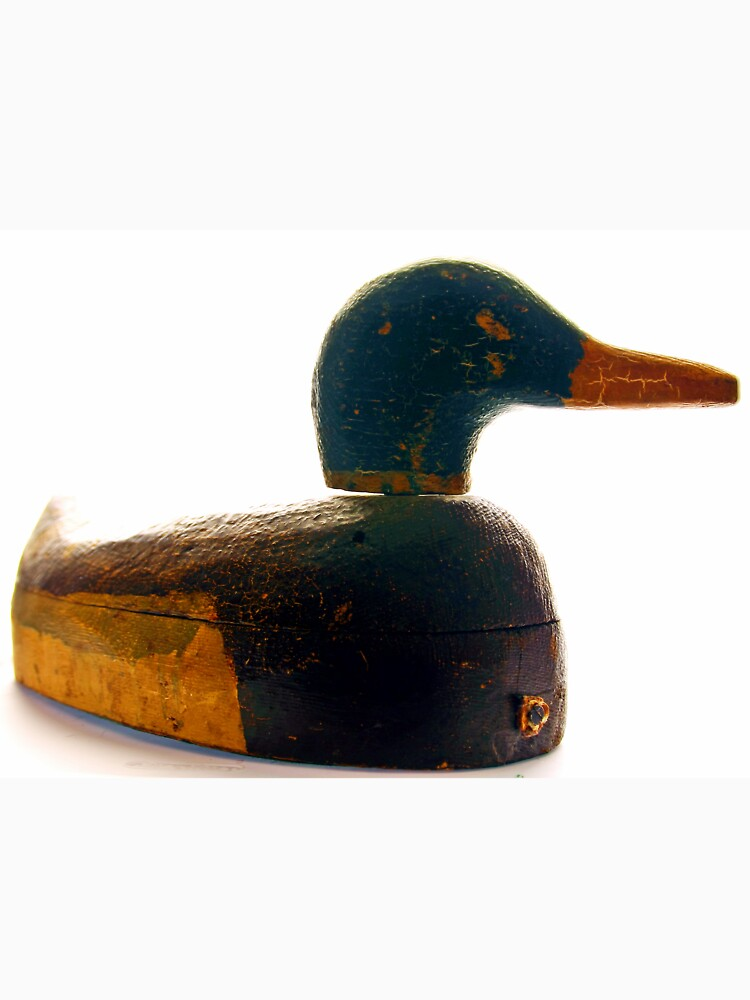 Antique duck decoy by KFRose