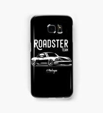 Roadster team. Mazda MX5 Miata (NB) Samsung Galaxy Case/Skin