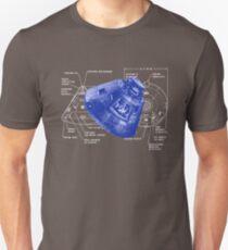 Apollo 11 Command Module Columbus T-Shirt