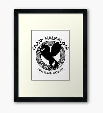 camp half blood Framed Print