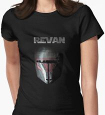 Star Wars: Knights of the Old Republic | Darth Revan Women's Fitted T-Shirt