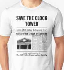 Save the clock tower Unisex T-Shirt