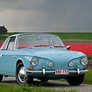 VW Karmann Ghia 1968 - 2 by Paul Peeters