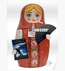 Katya Zamolodchikova Russian Doll Poster