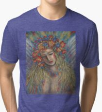 Loving Angel Tri-blend T-Shirt
