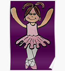 Tina Ballerina Poster