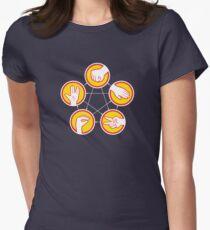 Rock Paper Scissors Lizard Spock - Yellow Variant T-Shirt