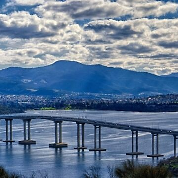 Tasman Bridge by AmyesPhotograph