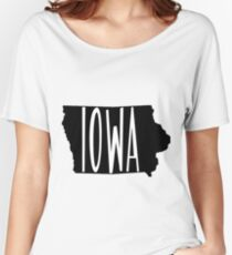 Name is Iowa Women's Relaxed Fit T-Shirt
