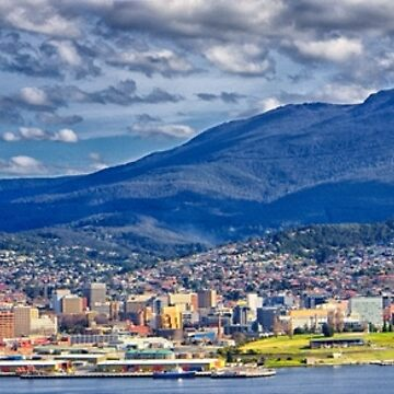 Mount Wellington by AmyesPhotograph