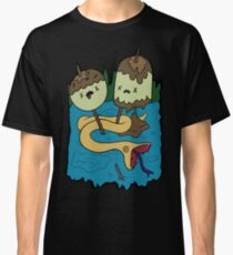 Bubbline shirt Classic T-Shirt