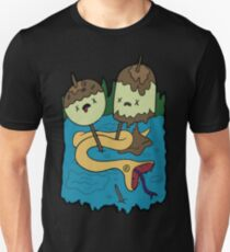 Bubbline shirt Unisex T-Shirt
