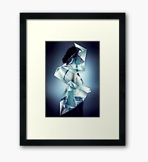 Crystarium Framed Print