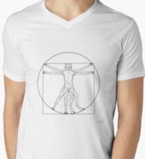 Anthro Men's V-Neck T-Shirt
