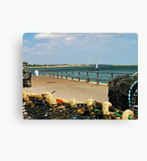 Sea View. Canvas Print