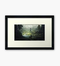 Landscape V Framed Print