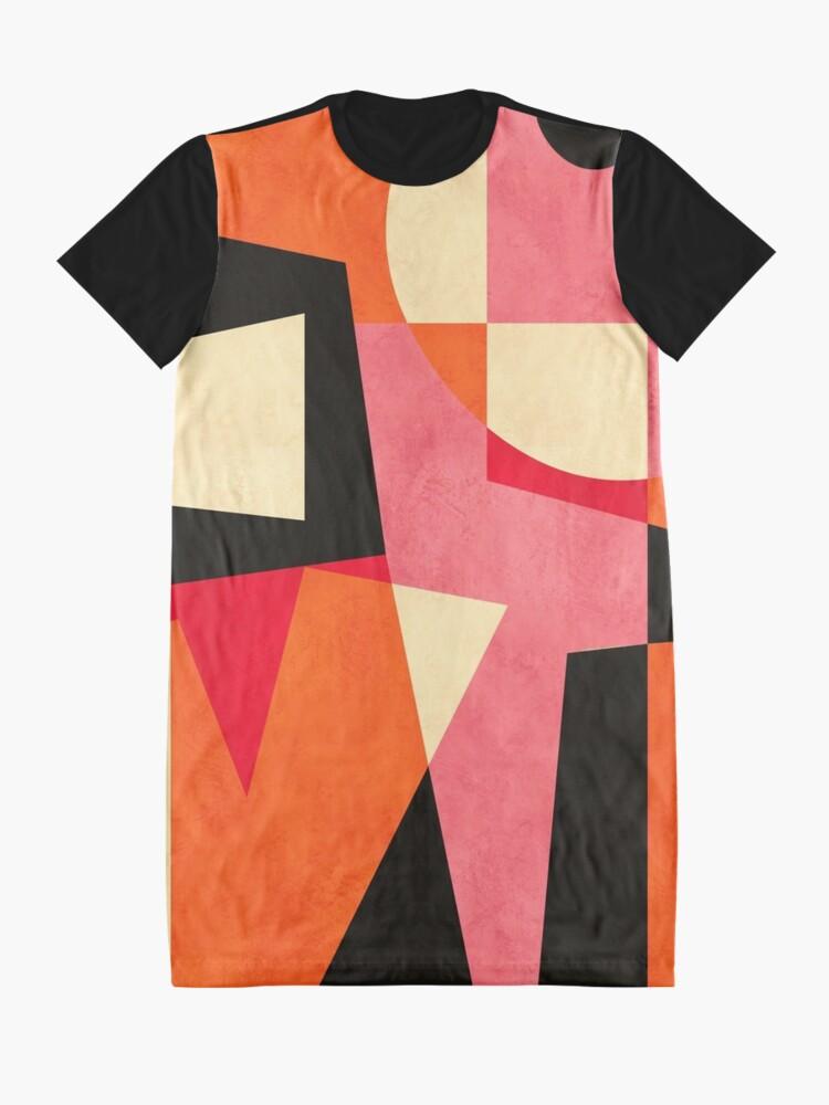 Alternate view of L_O_V_E Graphic T-Shirt Dress