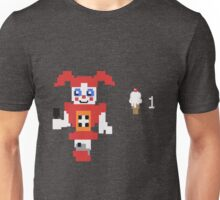 Circus Baby Bite of '83 Sprite FNaF: SL Unisex T-Shirt
