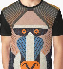Mandrill Graphic T-Shirt