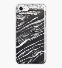 Sand noise iPhone Case/Skin