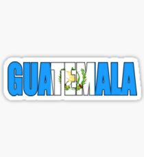 Guatemala Flag Sticker
