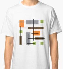 Cubicle Atomic Era Art Classic T-Shirt