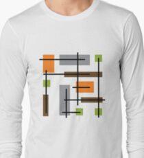 Cubicle Atomic Era Art T-Shirt