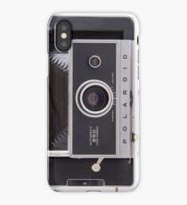 Polaroid 250 Land Camera iPhone Case/Skin