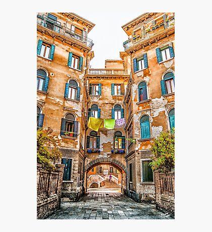 Inner Venice Photographic Print