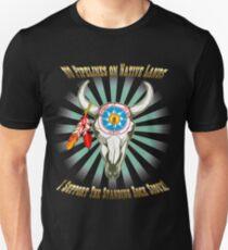 Buffalo Steal Ya Face Standing Rock Sioux Unisex T-Shirt