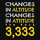 The Rock - Changes in Altitude Changes in Attitude by Collin Scott