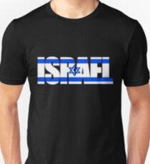 Israel Flag Unisex T-Shirt