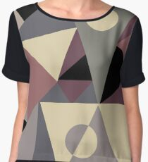 Triangulation I Chiffon Top
