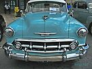 """'53 Chevy Bel Air""... prints and products by © Bob Hall"