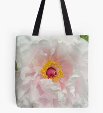 Tree Peony close up Tote Bag