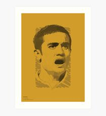 World Cup Edition - Tim Cahill / Australia Art Print