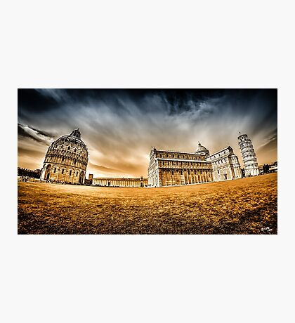 Camposanto Monumentale Photographic Print