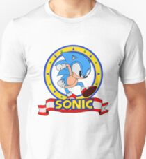 Sonic Mania - Cartoon Unisex T-Shirt