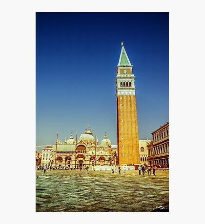 St. Mark's Square Photographic Print