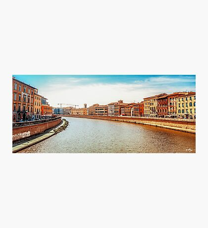 Arno River Photographic Print